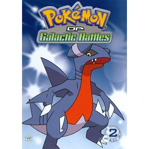 Pokemon DP Galactic Battles, Vol. 2 [DVD]