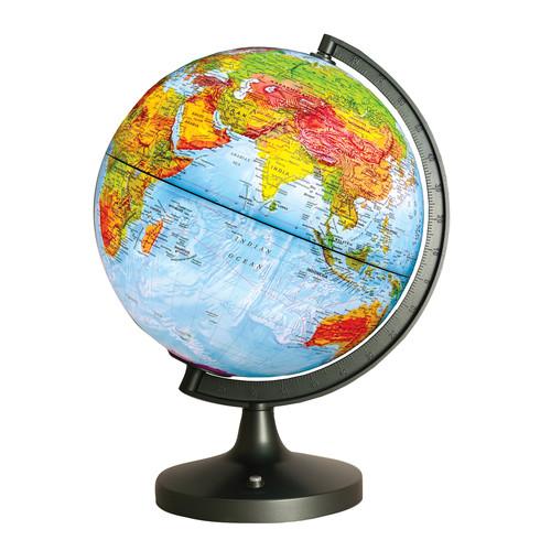 Elenco Electronics Dual Cartography Led Illuminated Globe