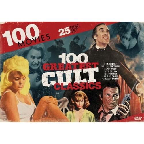 100 Greatest Cult Classics (Full Frame)