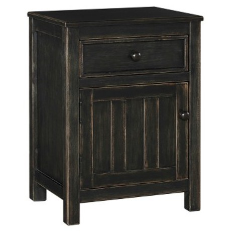 Nightstand Black Arrow - Signature Design by Ashley