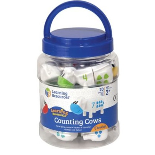 Snap-n-Learn Counting Cows