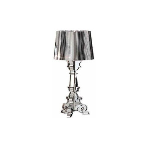 Bourgie Table Lamp by Kartell : R023764 - Color : Crystal