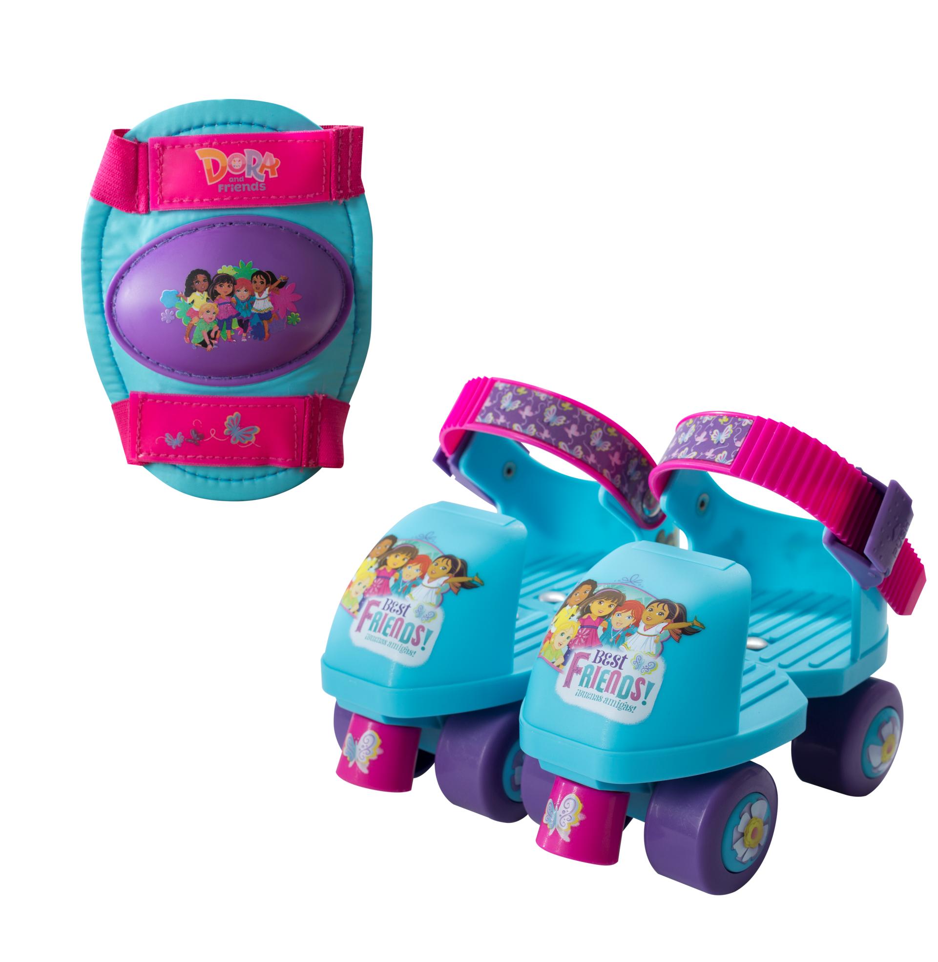 Dora The Explorer Jr Skate Combo