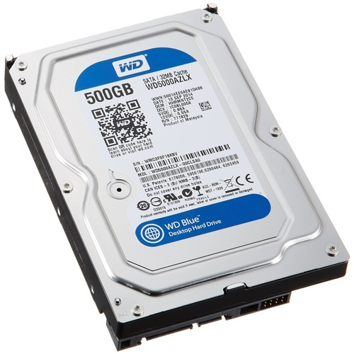 WD Blue WD5000AZLX 500 GB 3.5