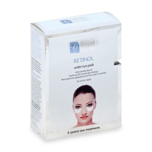 Global Beauty Care 5-Count Premium Retinol Under-Eye Pads