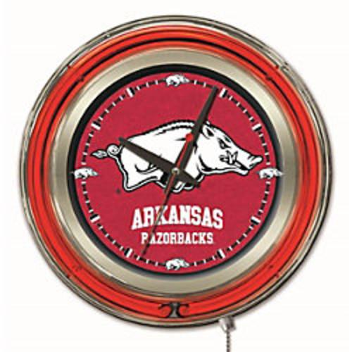 Holland Bar Stool Logo Clock, 15