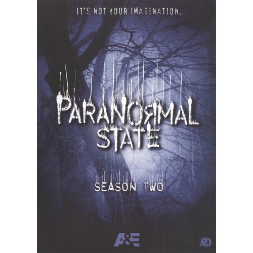 Paranormal State: The Complete Season Two [2 Discs] [DVD]
