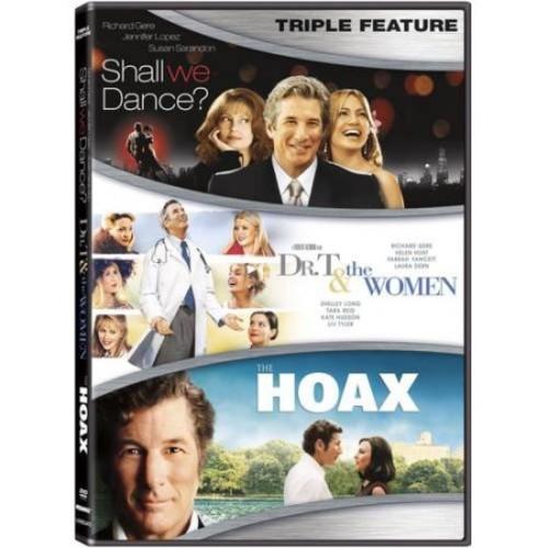 Richard Gere Triple Feature (DVD)