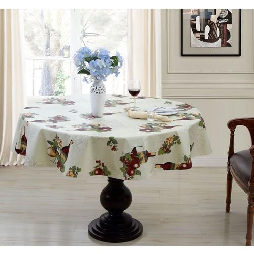 Essential Home Sonoma Vineyard Tablecloth