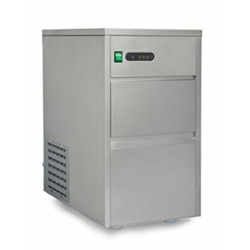 SPT IM-440C 44 lb Automatic Ice Maker, Stainless Steel