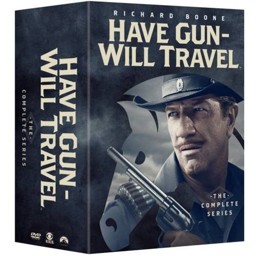 Have Gun, Will Travel: The Complete Series [35 Discs] [DVD]