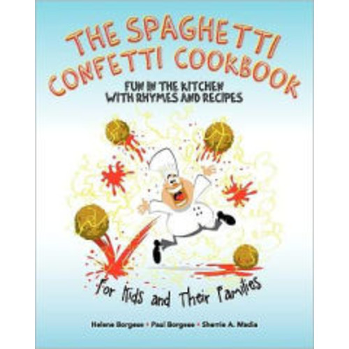 The Spaghetti Confetti Cookbook