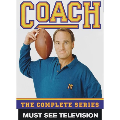 Coach: The Complete Series [DVD]