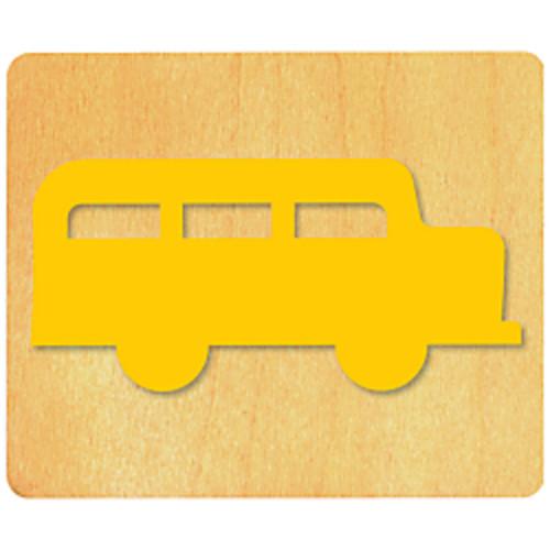 Ellison Prestige SureCut Die, Community & Transportation, Large, School Bus #1A