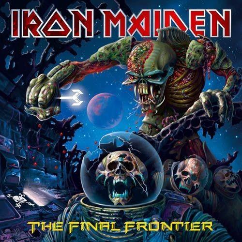 The Final Frontier [LP] - VINYL