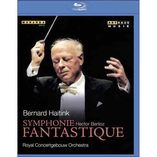 Hector Berlioz: Symphonie Fantastique [Video] [Blu-Ray Disc]