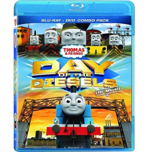 Thomas & Friends - Day of the Diesels [Blu-ray]