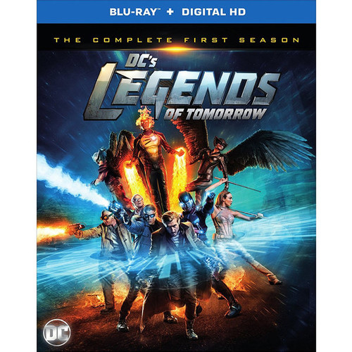 DC's Legends of Tomorrow: The Complete First Season (Blu-ray Disc)