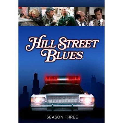 Hill Street Blues: The Complete Third Season (DVD)