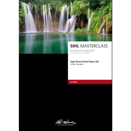 Sihl MASTERCLASS High-Gloss Photo Paper (13x19