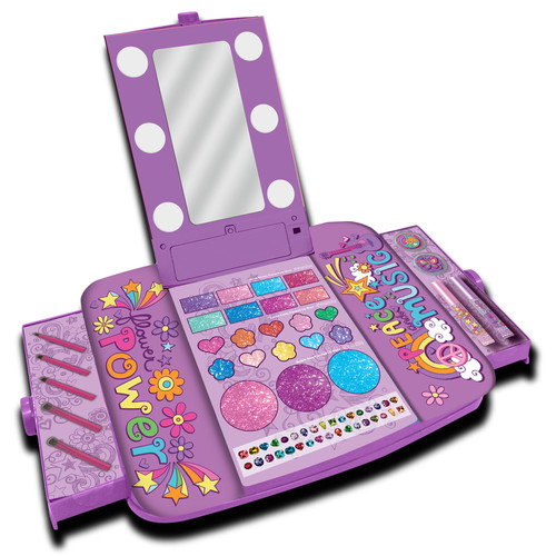 Townley Girl Light-up Cosmetic Vanity