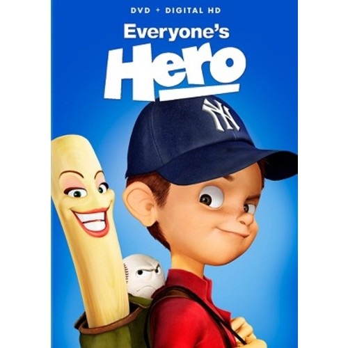 Everyone's Hero (DVD)