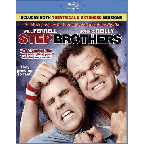 Step Brothers [Blu-ray] [2008]