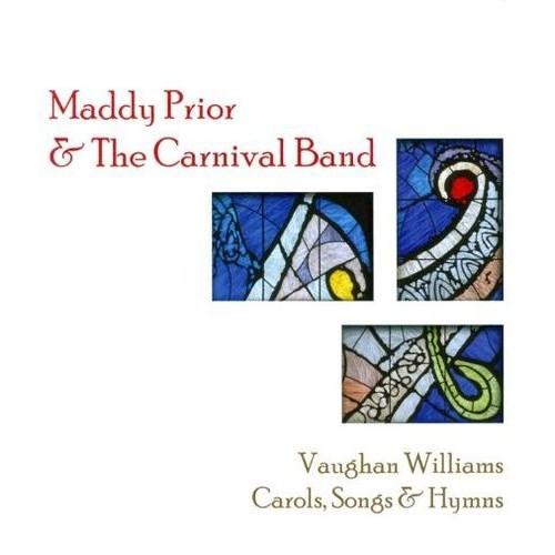 Vaughan Wiliams: Carols, Songs & Hymns [CD]