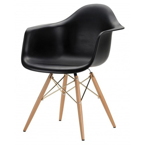 Wallace Dining Chair, Black