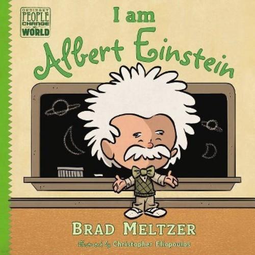 I am Albert Einstein
