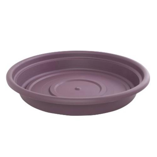 Bloem SDC14-00 Dura Cotta Plant Saucer, 14-Inch, Black
