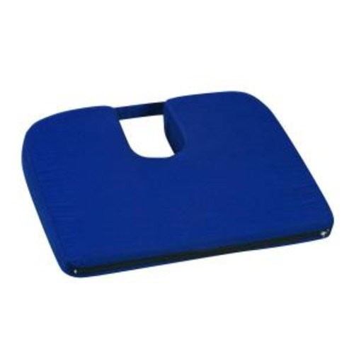 DMI Sloping Coccyx Cushion in Navy