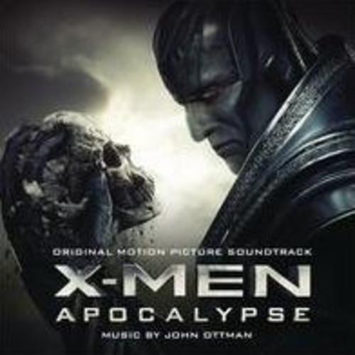 X-Men: Apocalypse [Original Motion Picture Soundtrack] [Orange Vinyl]