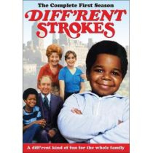 Diff'rent Strokes: The Complete First Season [2 Discs] [DVD]