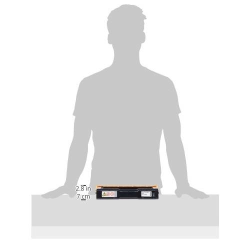 RICOH CORP. Ricoh Black Print Cartridge, SP C310HA