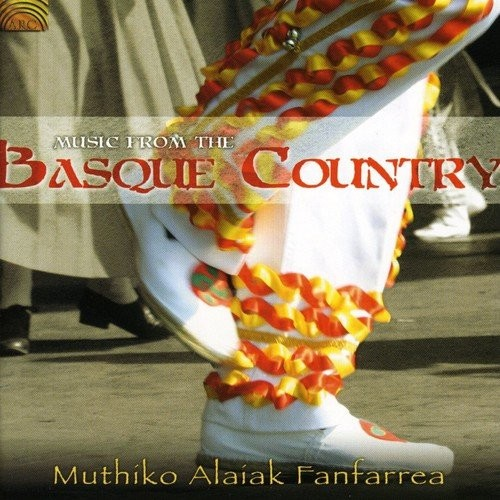 Music from the Basque Country [CD]