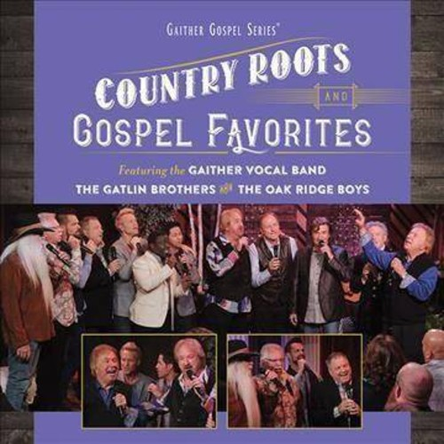 Various - Country Roots And Gospel Favorites (CD)