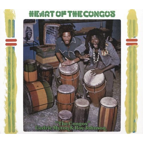 Heart of the Congos [CD]