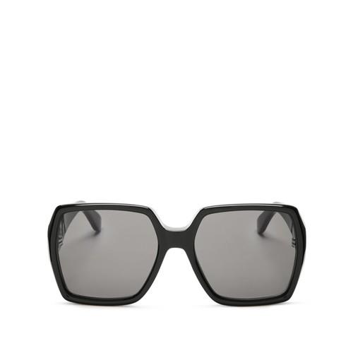 SAINT LAURENT Oversized Square Sunglasses, 58Mm