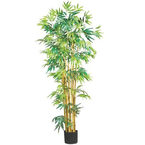 nearly natural 5-ft. Silk Bambusa Bamboo Tree
