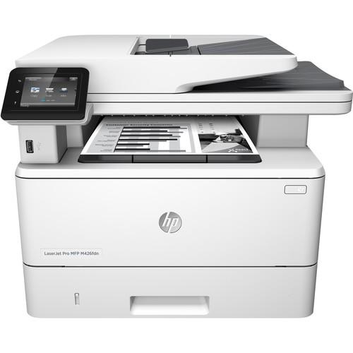 HP LaserJet Pro M426FDN Laser Multifunction Printer - Plain Paper Pri