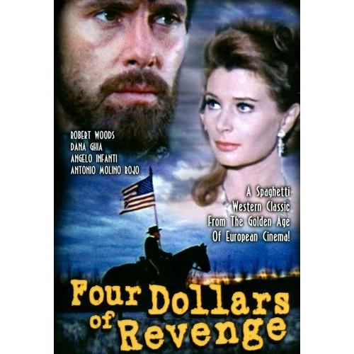Four Dollars of Revenge [DVD] [1966]