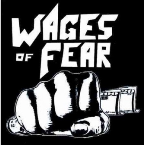 Split By Wages of Fear (Audio CD)