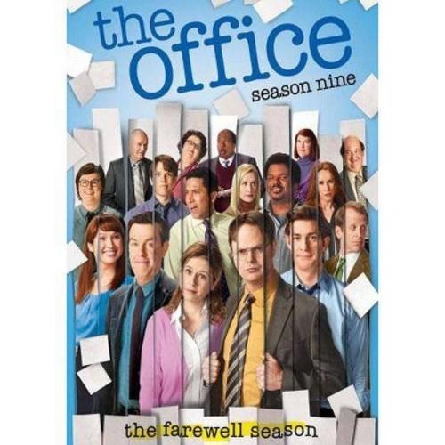 The Office: Season Nine [5 Discs]