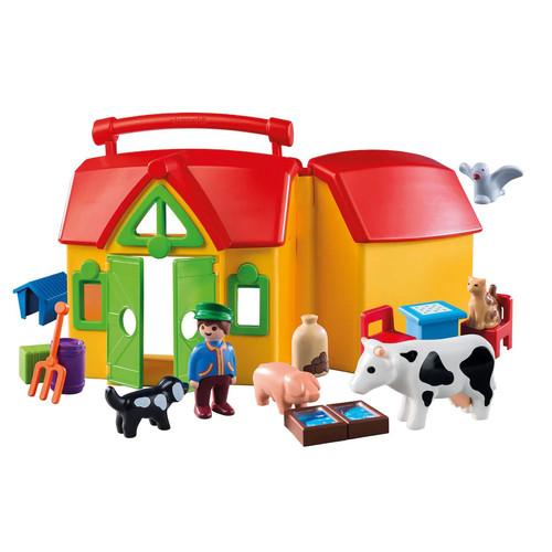 Playmobil My Take Along Farm Playset - 6962