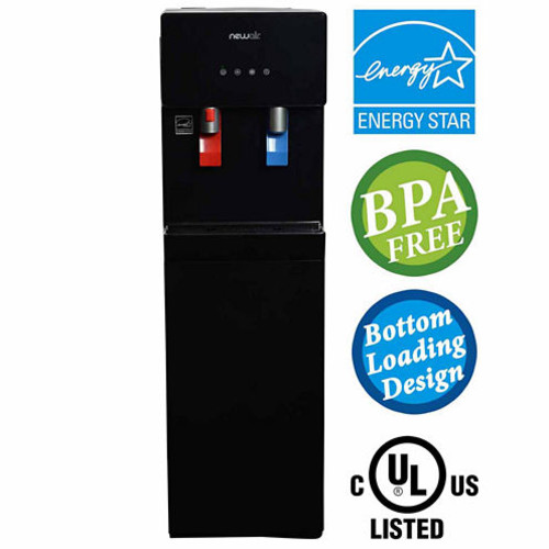 Air Pure Spring WAT40B BPA Free Hot Cold BottomLoading Water Dispenser