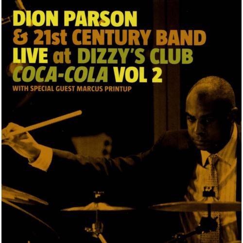 Live at Dizzy's Club Coca Cola, Vol. 2 [CD]
