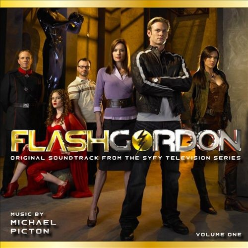 Flash Gordon Vol. 1: [Original Television Series Soundtrack] [CD]