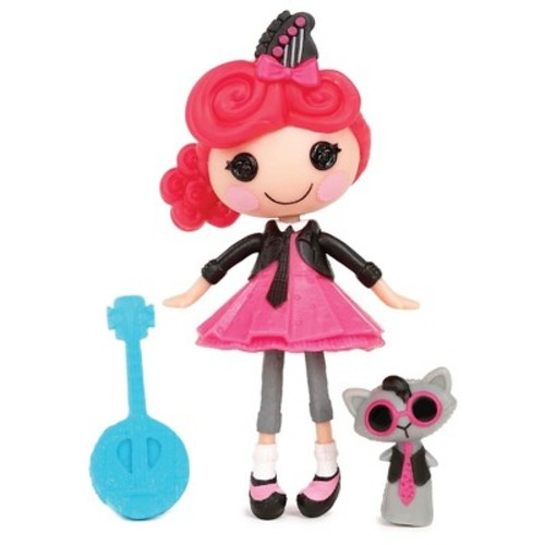 Mini Lalaloopsy Doll Strings Pick 'N' Strum