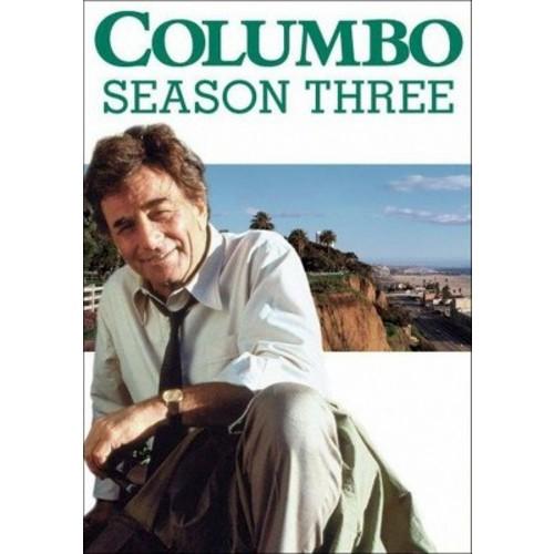 Columbo: Season Three [4 Discs]